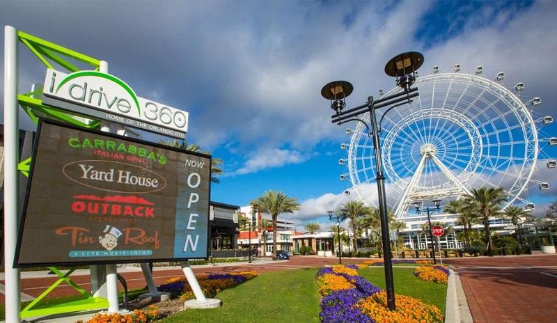 Seguro de Viaje Internacional para Orlando