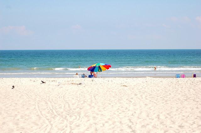 Playa en Cocoa Beach
