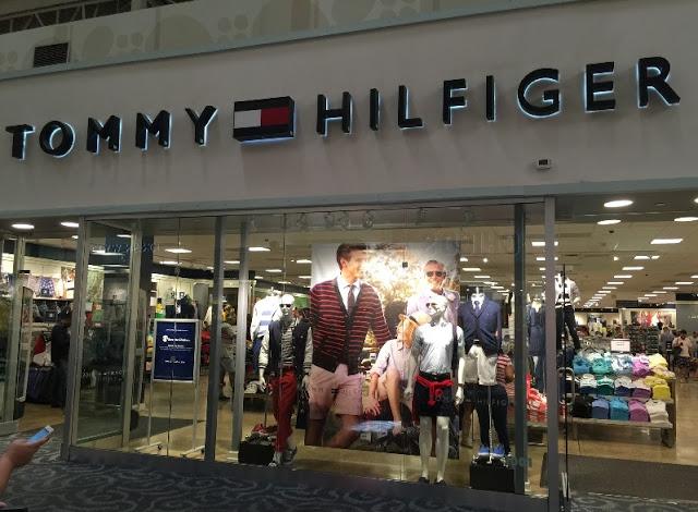 Tienda de Tommy Hilfiger en Miami