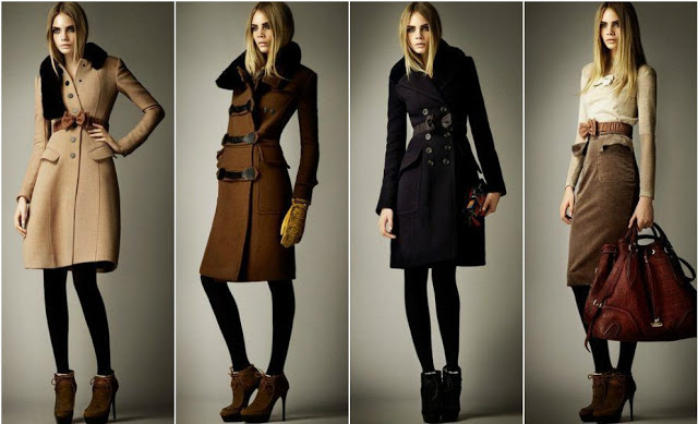 Productos de Burberry