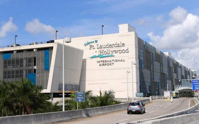 Aeropuertos en Miami