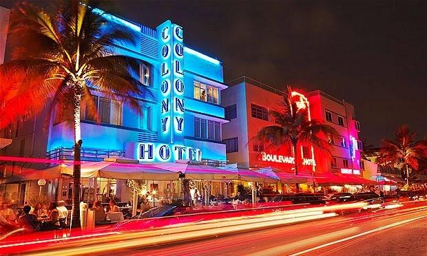Establecimientos en Miami