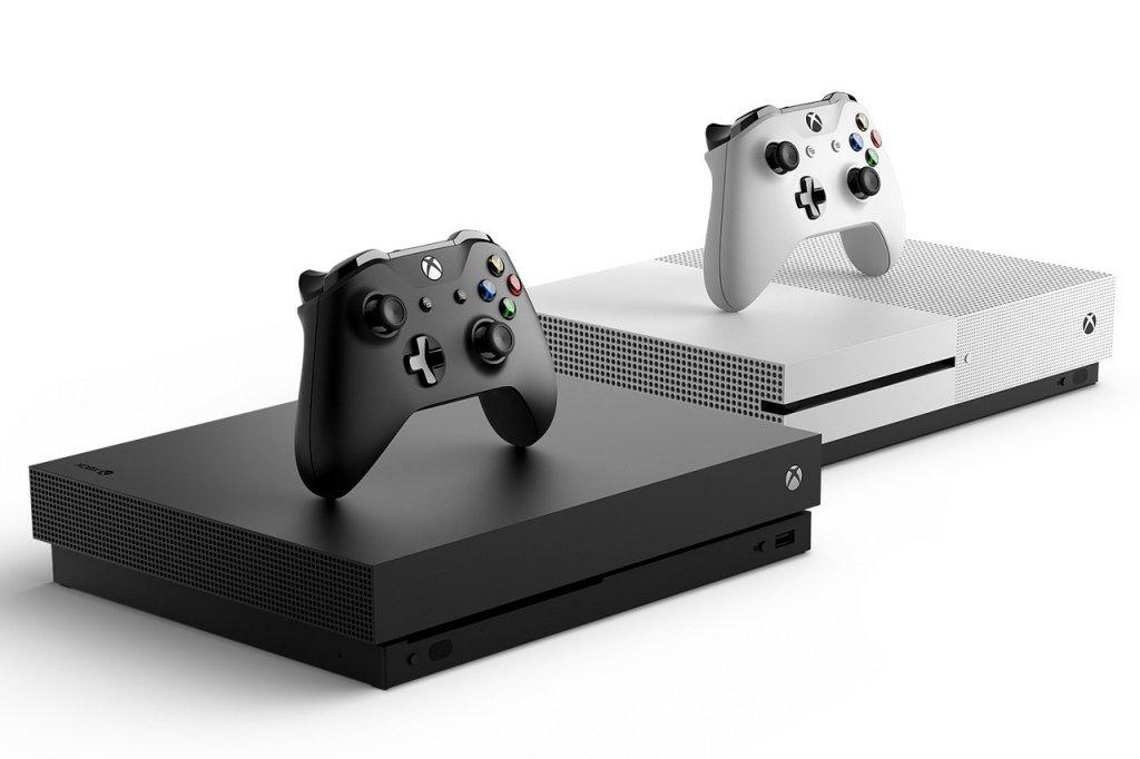 Dispositivos Xbox One