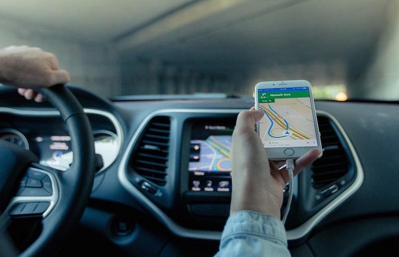 Usando el celular como GPS y ahorrando mucho en Orlando