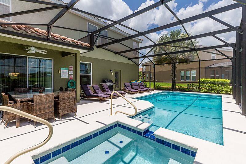 Alquiler de casa en Orlando